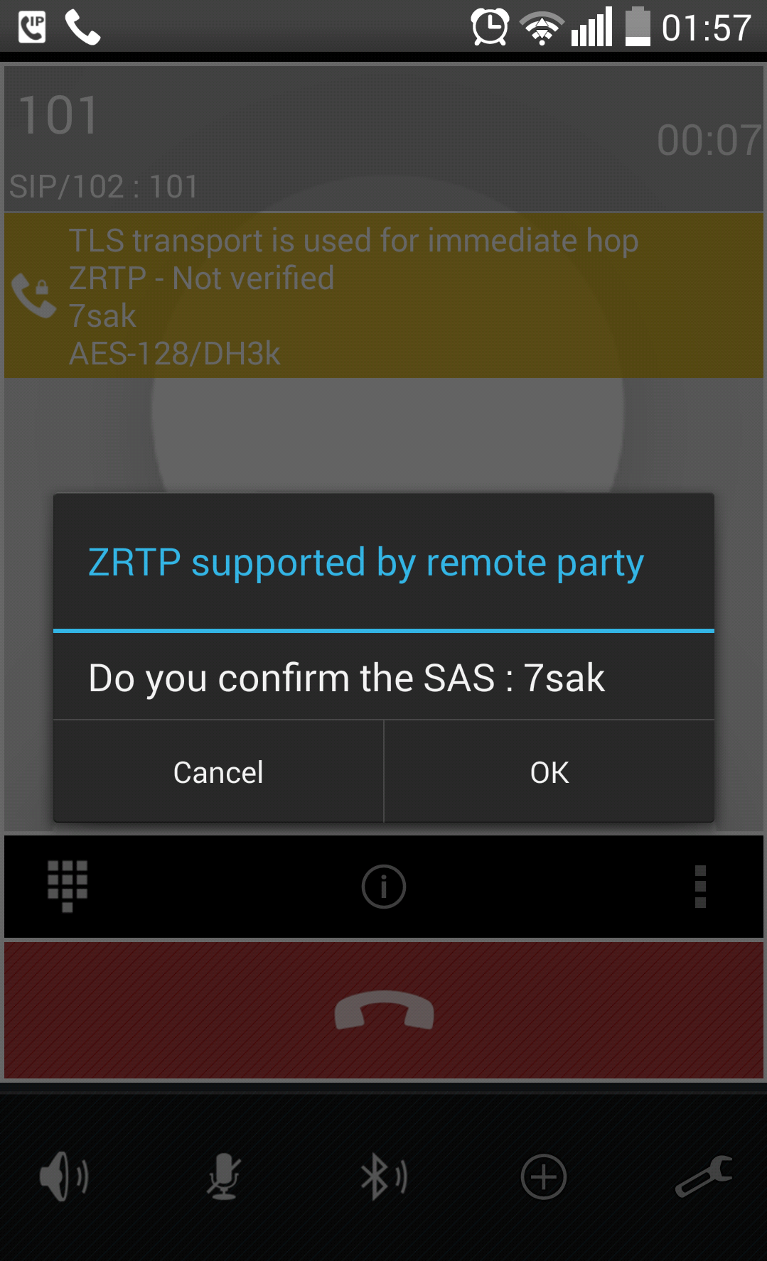 Secure Calling with Asterisk | My notebook